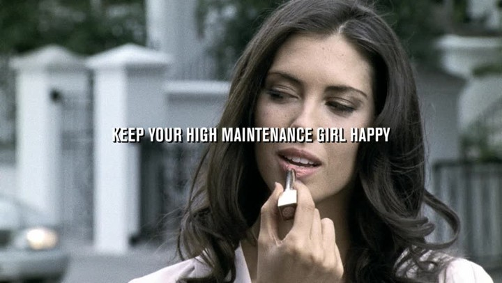a discussion on high maintenance girls