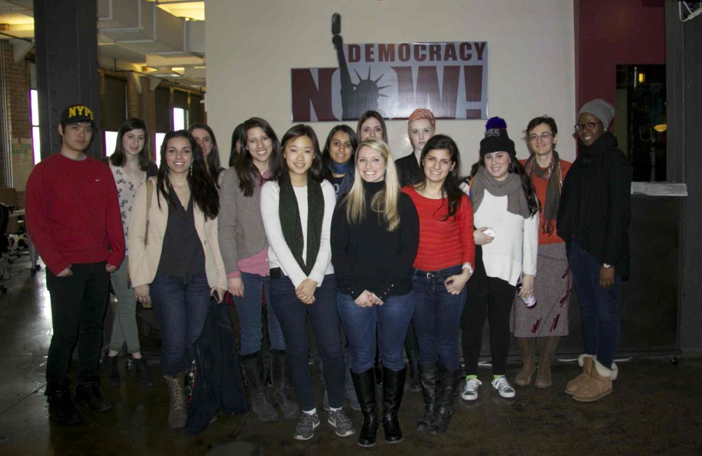 MCA2014visits DemocracyNow