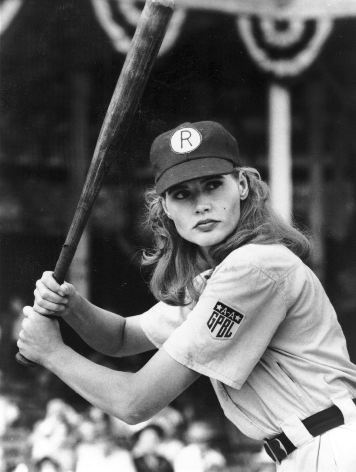 a film analysis of the movie a league of their own directed by penny marshall You know there's no crying in baseball, but here are 25 things you might not know about the 1992 classic, a league of their own 1 the movie inspired a.